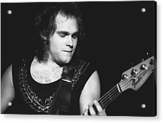 Michael Anthony Acrylic Print by Ben Upham