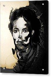 Michael J Acrylic Print