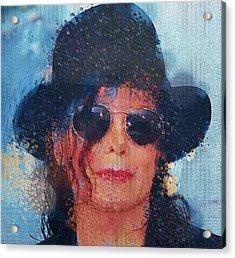 Michael Jackson 03 Acrylic Print