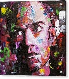 Michael Stipe Acrylic Print