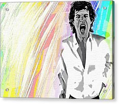 Mick Acrylic Print