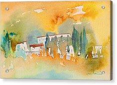 Midday 07 Acrylic Print by Miki De Goodaboom