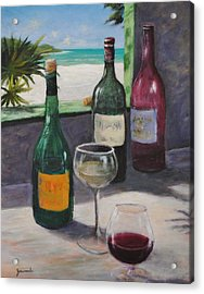 Midday Wine Acrylic Print