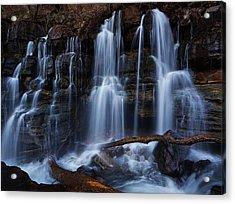 Middle Creek Falls Acrylic Print