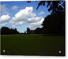 Middleton Place Acrylic Print by Flavia Westerwelle