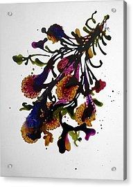 Midnight Magic-2 Acrylic Print