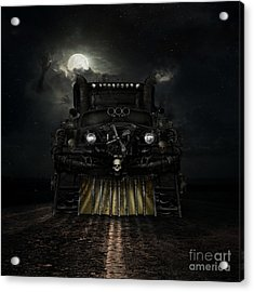 Midnight Run Acrylic Print