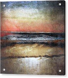 Midnight Sands Gloucester Acrylic Print