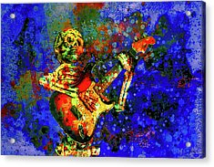 Acrylic Print featuring the photograph Midnight Serenade by Jeff Gettis