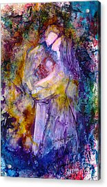 Midnight Whispers Acrylic Print
