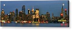 Midtown Manhattan Acrylic Print