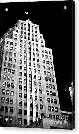Acrylic Print featuring the photograph Midtown Style by John Rizzuto