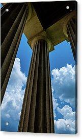 Mighty Columns  Acrylic Print