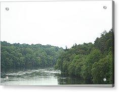 Mighty Merrimack River Acrylic Print
