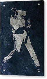Miguel Cabrera Detroit Tigers Art Acrylic Print