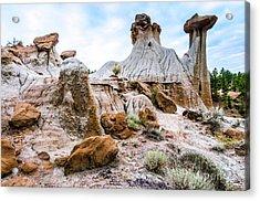 Mikoshika State Park Acrylic Print