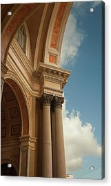 Milan Arches Acrylic Print by Art Ferrier