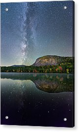 Milky Way Intersect Acrylic Print