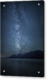 Milky Way Rising Acrylic Print