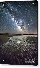 Milky Way Tide Pool Acrylic Print