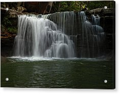 Acrylic Print featuring the photograph Mill Creek, W.v. by Rick Hartigan
