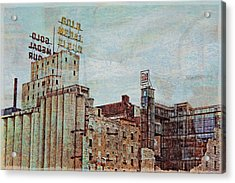 Mill District Minneapolis Acrylic Print
