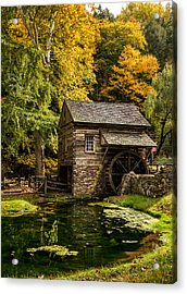 Mill Pond Acrylic Print