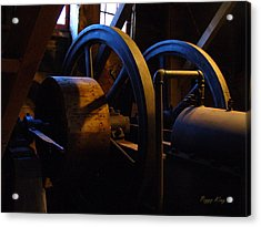Mill Power Acrylic Print