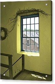 Mill Window Acrylic Print