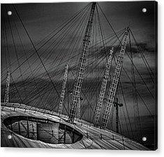 Millenium Dome Acrylic Print