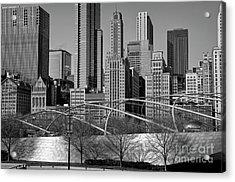 Millennium Park V Visit Www.angeliniphoto.com For More Acrylic Print