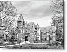 Millersville University Old Library Acrylic Print