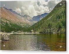 Mills Lake Acrylic Print