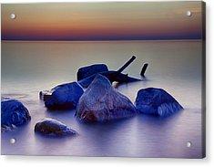 Milwaukee Rocks Acrylic Print
