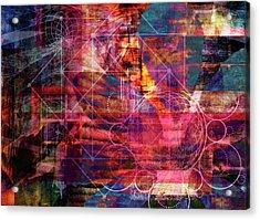 Mind Matter Acrylic Print