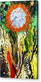 Mind Of The Forest Acrylic Print