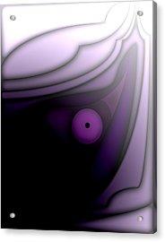 Minds Eye Acrylic Print by Christopher Sprinkle
