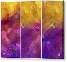 Mindscape Acrylic Print by Tom Druin