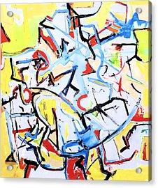 Mindstreams Acrylic Print