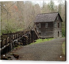 Mingus Mill Acrylic Print by Robert Clayton