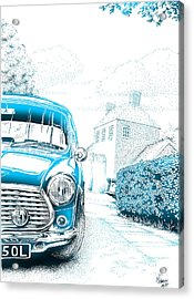Mini On Drive Acrylic Print