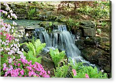 Mini Waterfall Acrylic Print