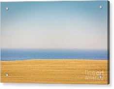Minimal Lake Ontario Acrylic Print