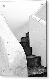 Minimal Staircase Acrylic Print