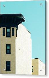 Minimalist Architecture Photo Acrylic Print by Dylan Murphy