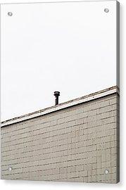 Minimalist Architecture Photography Acrylic Print by Dylan Murphy