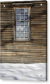 Minute Man National Historical Park In Lincoln Massachusetts Usa Acrylic Print by Erin Paul Donovan