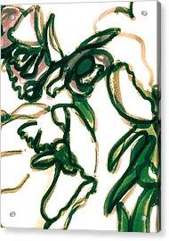 Mira Acrylic Print