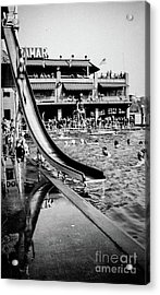 Miramar Pool  Acrylic Print
