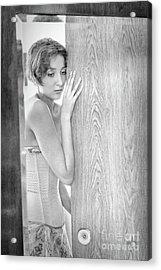 Mirror #6555 Acrylic Print